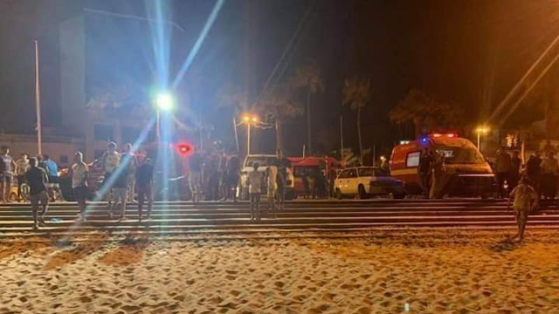 كان يسبح ليلا.. طفل تغرقه الأمواج في شاطئ بوجعفر