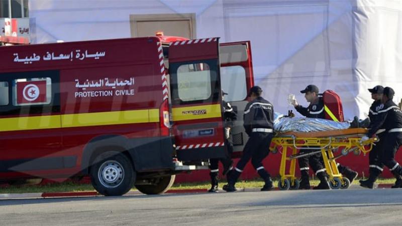 المنستير: وفاة شابين وفتاة في حادث مرور