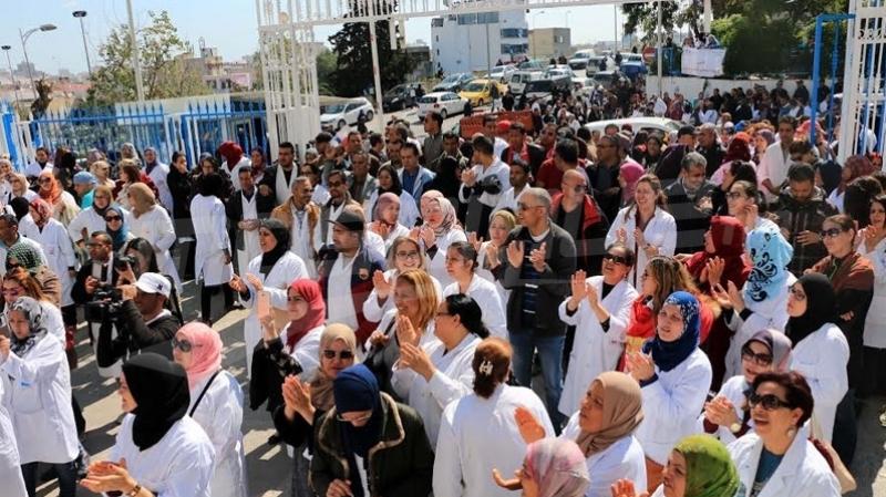 الجامعة العامة للصحة تدعو منظوريها إلى تأجيل الوقفة الإحتجاجية