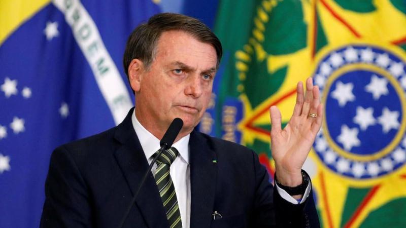 إصابة الرئيس البرازيلي بكورونا
