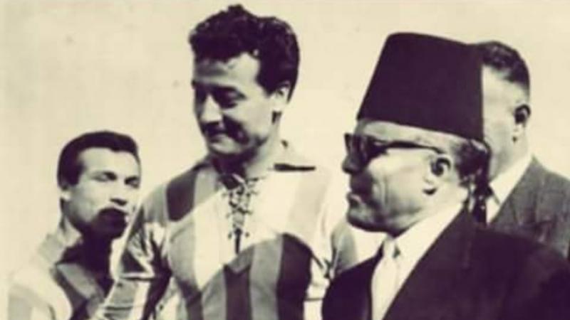 تونس تودع الهداف التاريخي عبد المجيد التلمساني