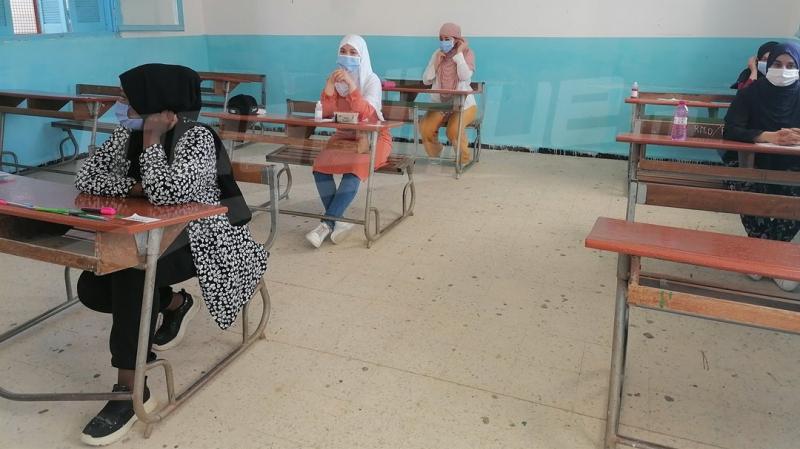 نقابة الصحة بجرجيس تقاطع إمتحانات الباكالوريا في 4 مراكز إمتحان