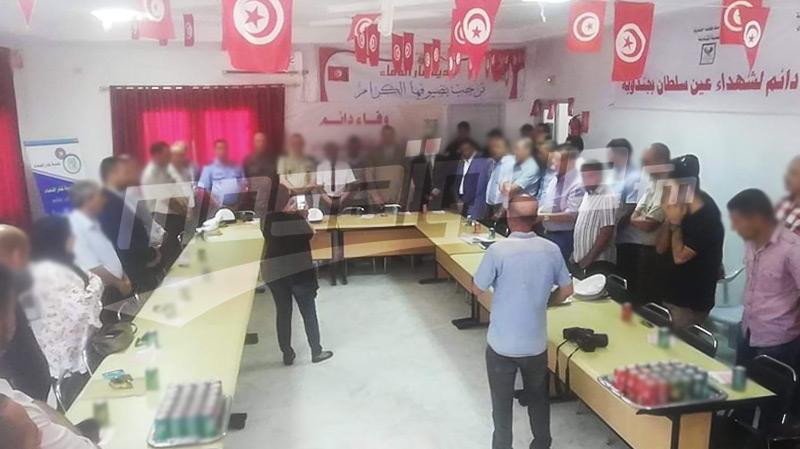 جندوبة: إحياء ذكرى عملية ''عين سلطان'' الغادرة