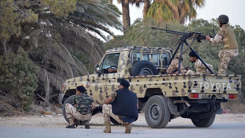 غوتيريش: التدخل الخارجي في ليبيا بلغ مستويات لم يسبق لها مثيل