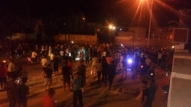 رمادة: إحتقان في صفوف الأهالي بعد مقتل شخص في المنطقة العازلة