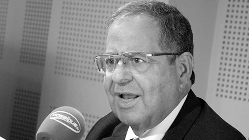 وفاة الرئيس السابق لهيئة مكافحة الفساد والمحامي سمير العنابي