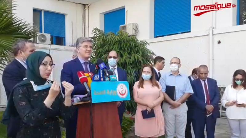 وزير السياحة: جزيرة جربة وجهة سياحية آمنة صحيا