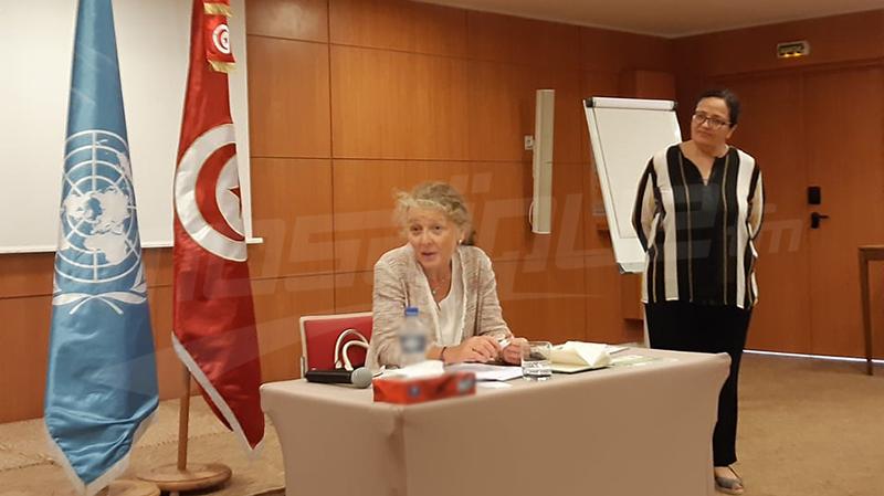 ليلا بيترز: على الحكومة التونسية الإستثمار في التكوين المهني والفلاحة