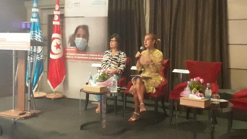 أحلام بلحاج: النساء من بين الفئات الأكثر هشاشة خلال أزمة كورونا