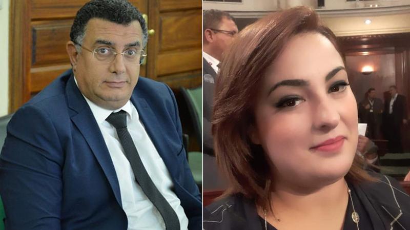 الكتلتان الوطنية والديمقراطية يدينان اعتداء اللومي على مريم اللغماني