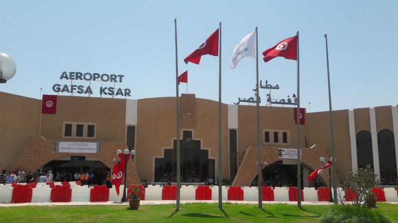 الجالية التونسية في تولوز تطالب برحلة أسبوعية إلى مطار قفصة
