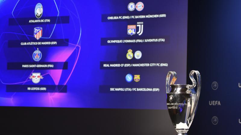 دوري الأبطال: مواجهة نارية محتملة بين برشلونة وبايرن في ربع النهائي