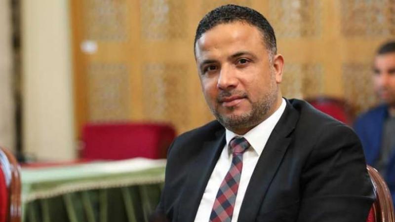 مخلوف: ''لم يولد بعد من يمنع ضيف الئتلاف من دخول البرلمان''