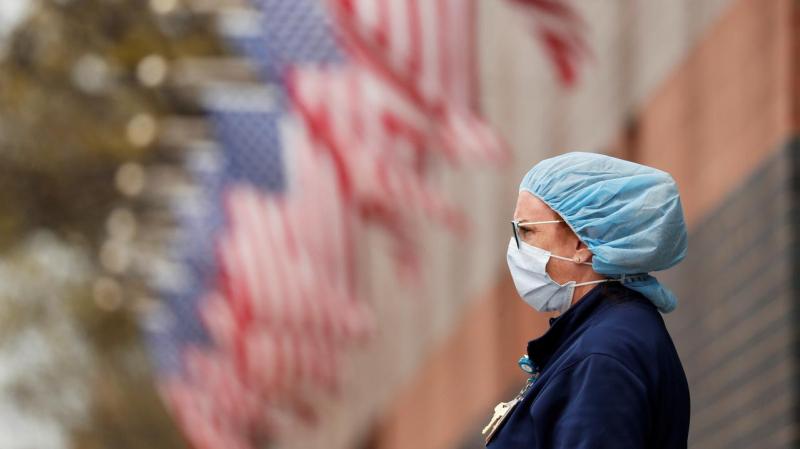 كورونا: 70 ألف إصابة في 24 ساعة بأمريكا