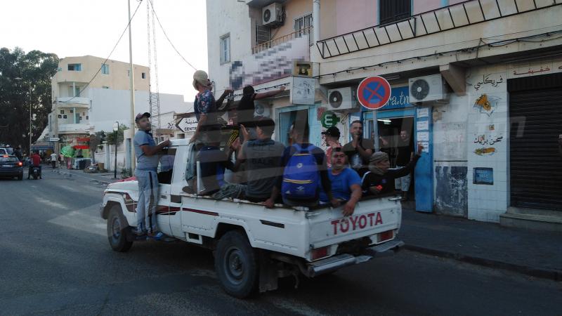 شباب تطاوين يشد الرحال نحو الكامور