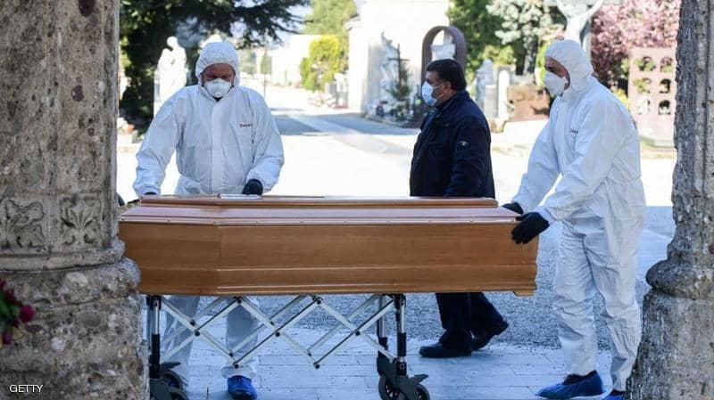 وفيات كورونا على مستوى العالم تقارب 564 ألفا