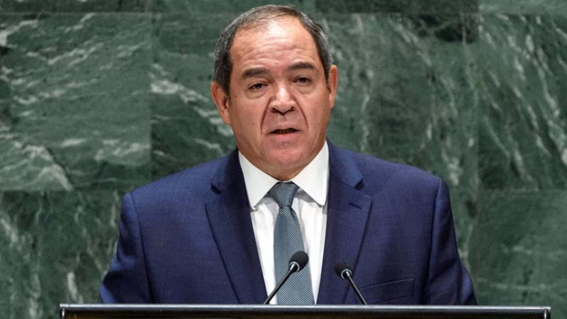 في زيارة مهمّة: وزير الخارجية الجزائري غدا في تونس