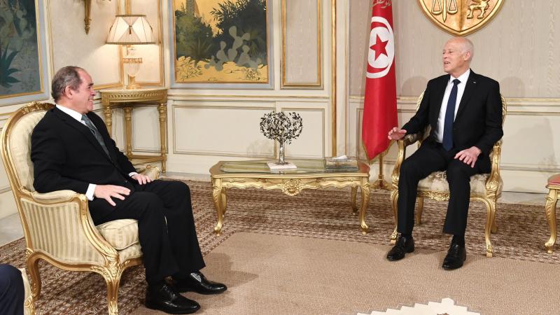 بوقادوم لسعيّد: القضية الليبية مسألة أمن وطني لتونس والجزائر