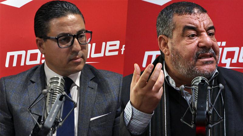 هشام العجبوني ومحمد بن سالم ضيفا ميدي شو اليوم