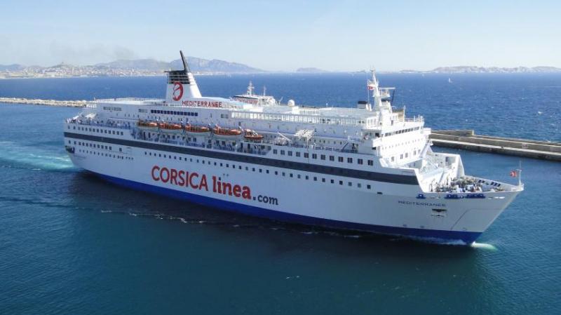 8 إصابات بكورونا في صفوف طاقم باخرة Méditerranée
