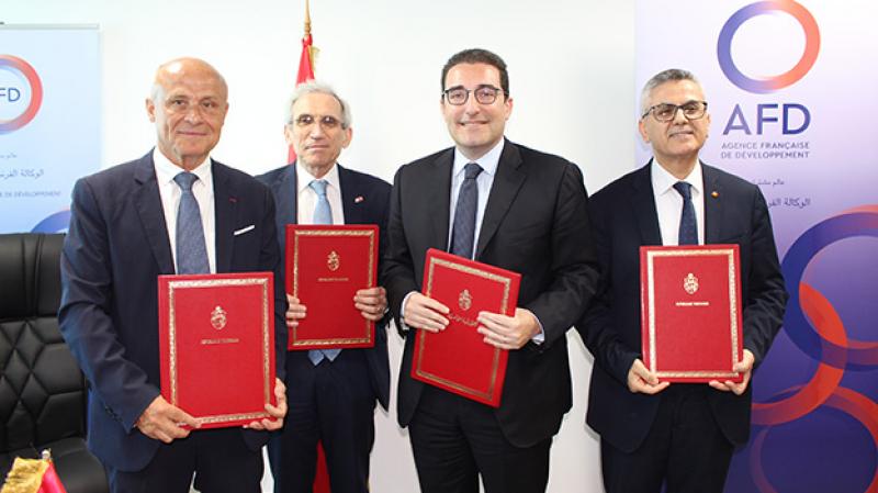 دعم فرنسي جديد لتونس بـ 13.5 مليون أورو لمكافحة  آثار كورونا