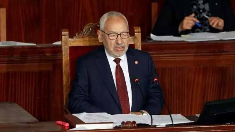 الكتلة الوطنية تطالب بسحب الثقة من الغنوشي ونائبيه