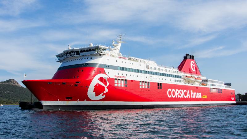 وزارة النقل تطلب من شركة ''كورسيكا لينيا'' تعليق رحلاتها إلى تونس