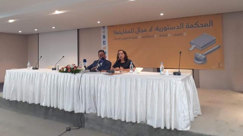 البغوري: المجتمع المدني متخوّف من نسخة مشوّهة للمحكمة الدستورية
