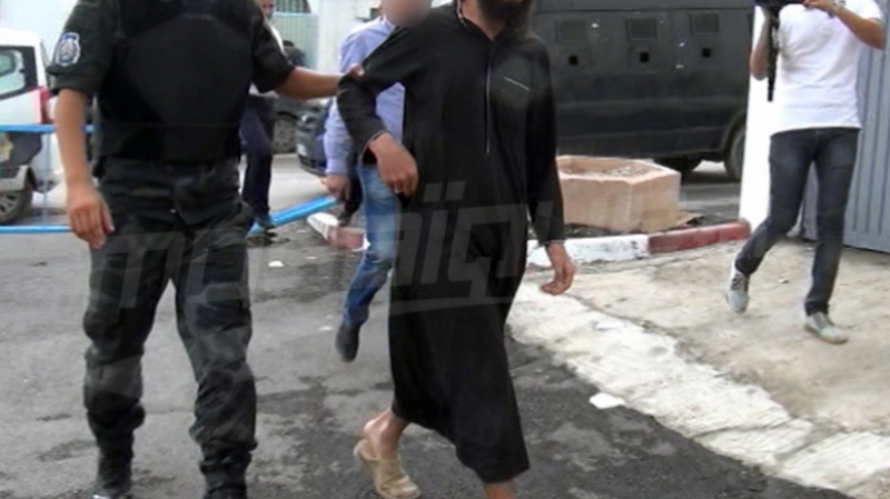 إعتقال إرهابي ''خطير'' ينتمي لـ''داعش''