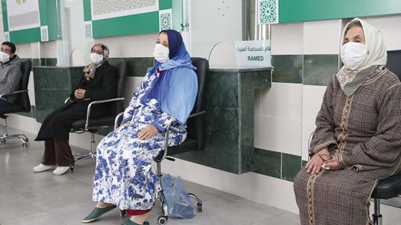 المغرب: إصابات كورونا تتجاوز حاجز الـ19 ألفاً
