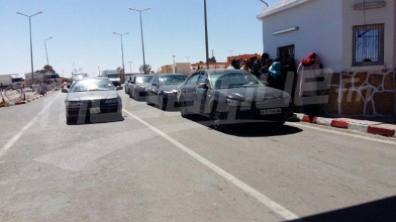 إجلاء كافة التونسين العالقين بمعبر ذهيبة وازن