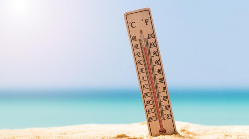 تسجيل ارتفاع حرارة أعلى من المعدلات العادية لشهر أوت