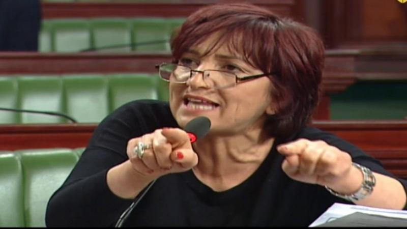سامية عبو: إما دولة القانون والمؤسسات وإما النهضة