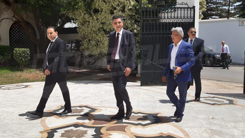 المشيشي يستقبل كتلة الإصلاح