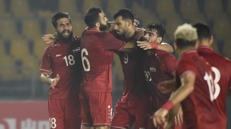 سبع إصابات بكورونا في صفوف المنتخب السوري