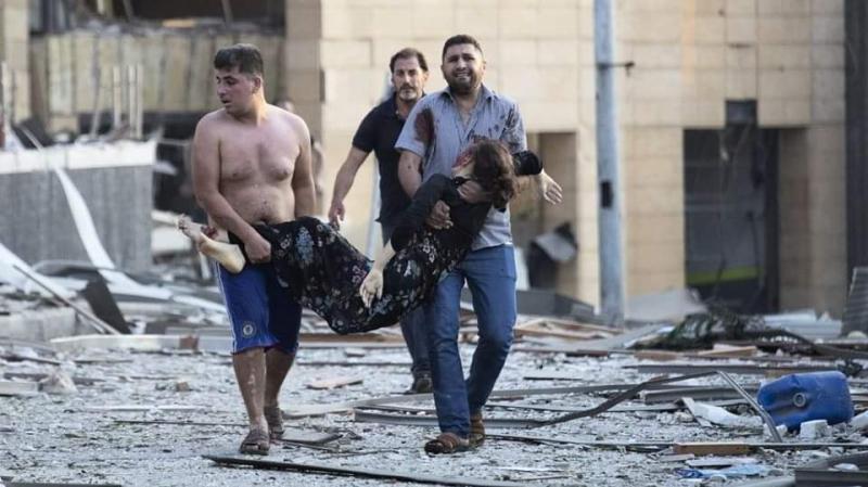 ''هيروشيما بيروت''.. 27 قتيلا و2500 جريح في حصيلة أولية