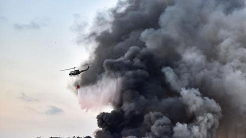 انفجار بيروت.. قيس سعيد يُعزّي الرئيس اللبناني