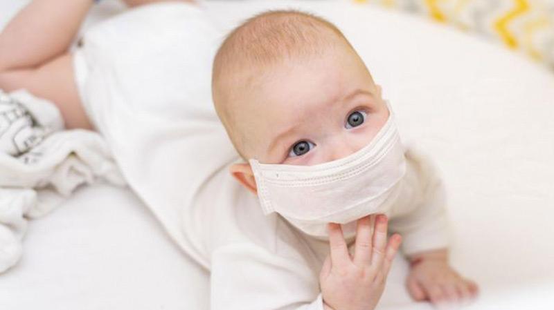 ولادة رضيع من أم مصابة بكورونا: نتيجة تحليله سلبية