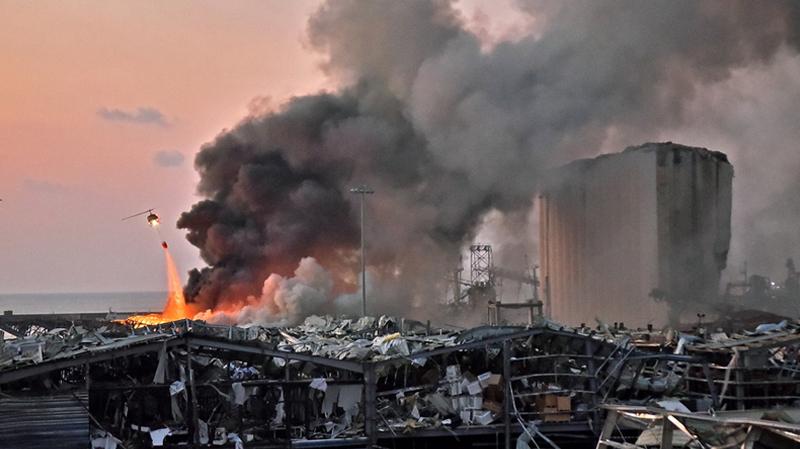 انفجار بيروت: الجالية التونسية بخير