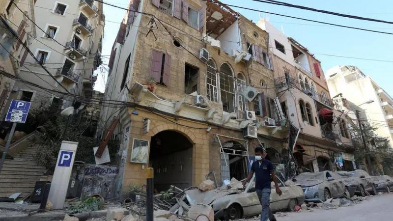 نحو 300 ألف شخص تشرّدوا بسبب إنفجار بيروت