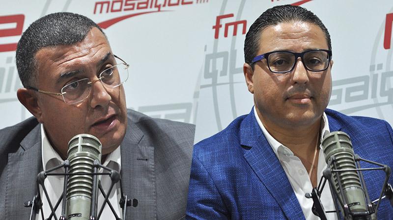 بعد تصريحات العجبوني.. اللومي ينفي إبتزاز النهضة لقلب تونس