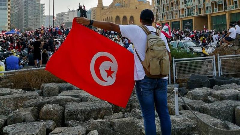 إعلامي تونسي مقيم في لبنان: ''شمس بيروت لم تشرق اليوم''