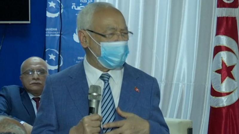 الغنوشي: لا يمكن إلغاء وزارة الشؤون المحلية وإلحاقها بالداخلية