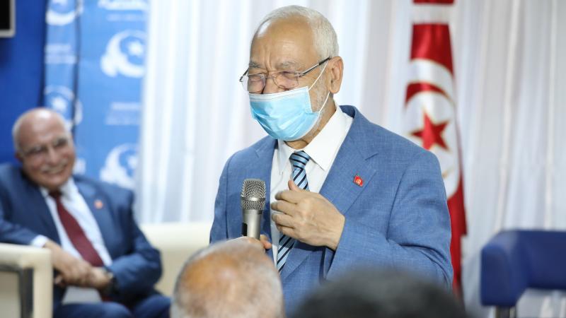 الغنوشي: ''نواجه خطرعدم خلاص الموظفين وتوقف خدمات الكهرباء والماء''