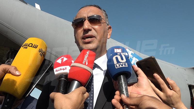الحزقي لنظيرته اللبنانية: تونس تضع إمكانياتها على ذمة اللبنانيين