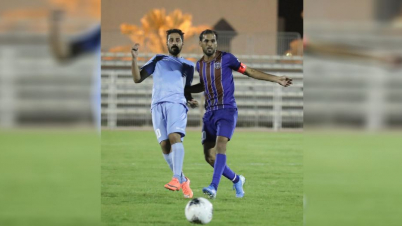 هدف ممتاز لشاكر الرقيعي في الدوري السعودي