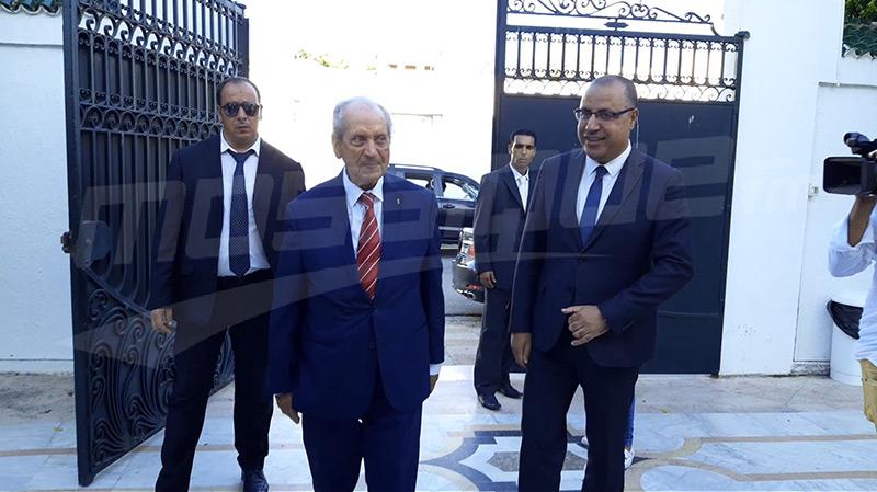 الناصر للمشيشي:'يلزم نحصرو بعضنا في بلاصة ونلقاو حل'