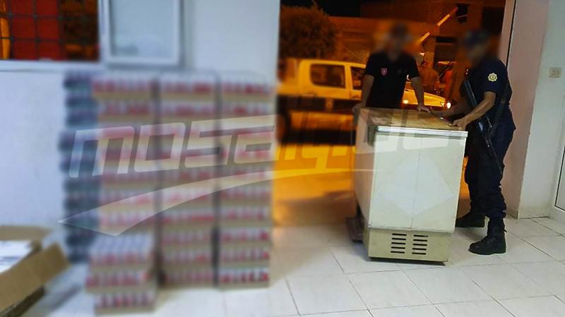 بوحجلة: حملية أمنية تسفر عن إيقاف 45 مفتشاً عنهم