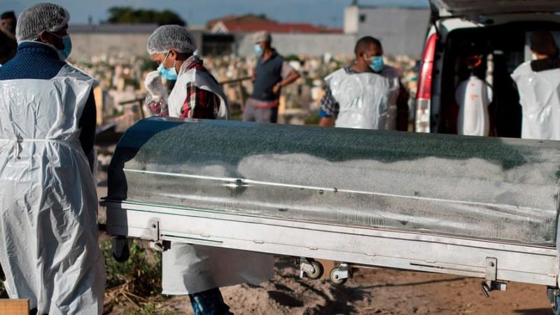 ضحايا كورونا في جنوب أفريقيا يتجاوزون 10 آلاف شخص