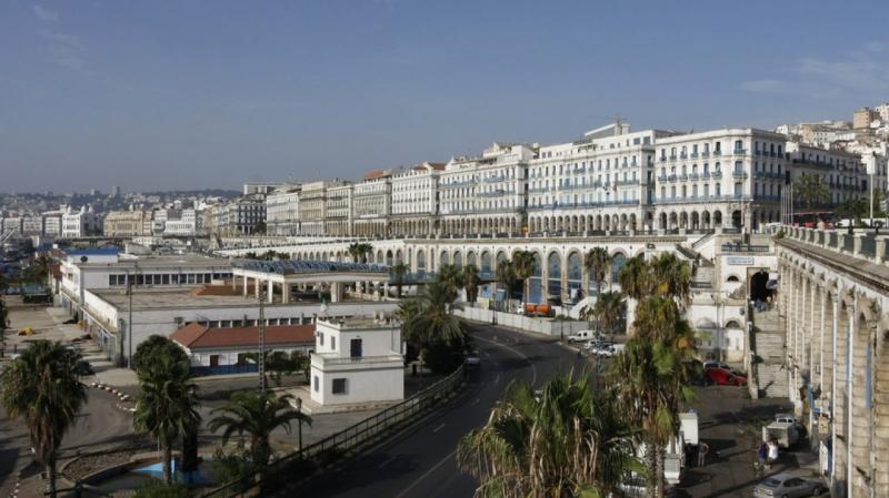 رجة أرضية قرب العاصمة الجزائر